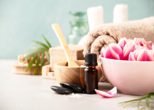 Beauty spa accessories